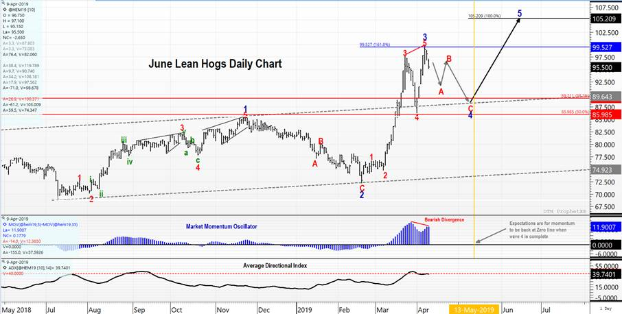 Lean Hogs Technical Analysis