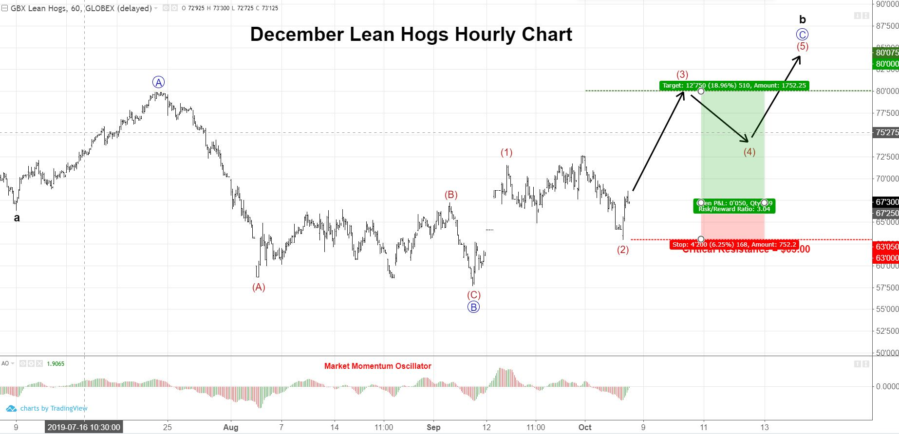 Lean Hog Futures Oulook